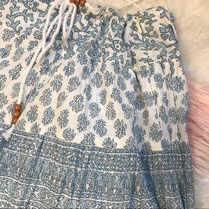 Jones New York Skirts - New Jones New York Boho Swing Maxi Skirt Sz 8